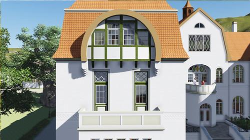 arsitektur klasik - classic building architecture (2)