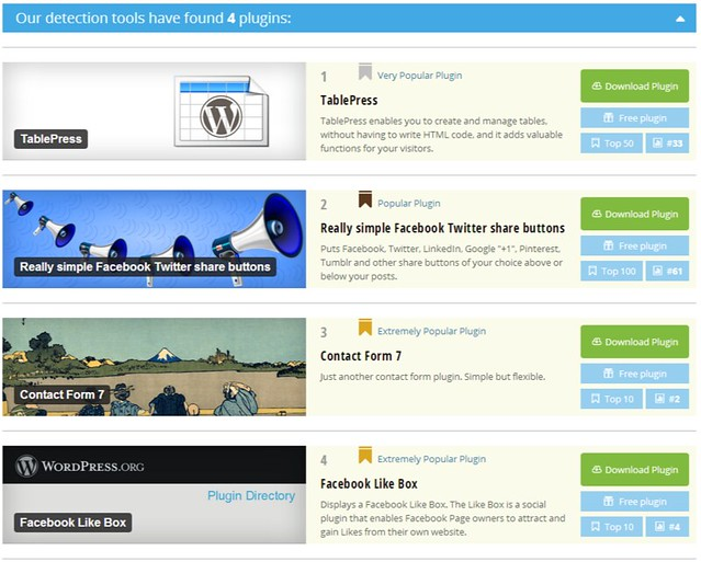 WordPress Theme Detector - Free online tool to find a site´s theme