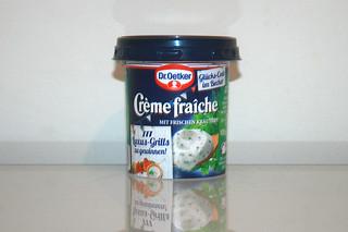 06 - Zutat Creme fraiche Kräuter / Ingredient herb creme fraiche