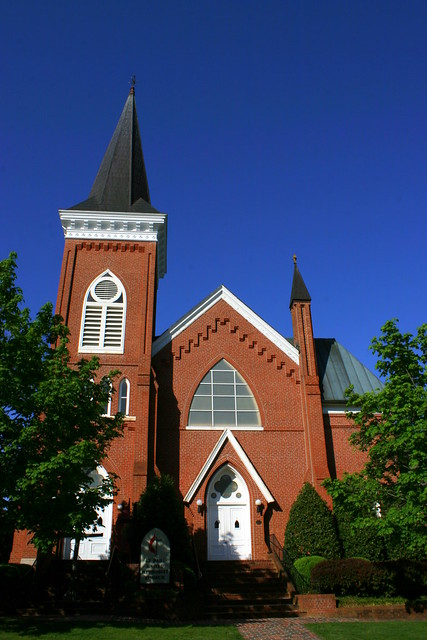 Wytheville (VA) United States  city photos : St. Paul's United Methodist Church Wytheville, VA | Flickr Photo ...