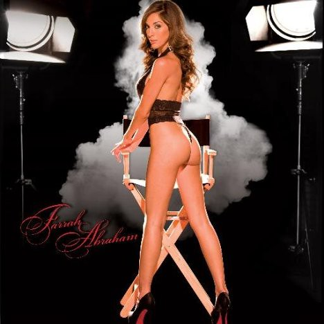 Incroyable Farrah Abraham Sex Toys: Get A Grip On Your Backdoor Entry!