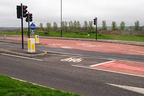 Some cycle routes are more practical than others
