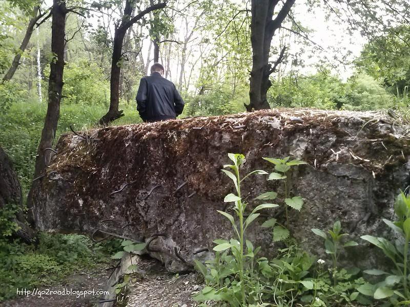 Вервольф, экскурсия по территории