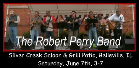 The Robert Perry Band 6-7-14