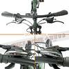 245-000-B-P-001 PARACYCLE 小傘兵前避震折疊單車20吋27速前碟軍綠色-7