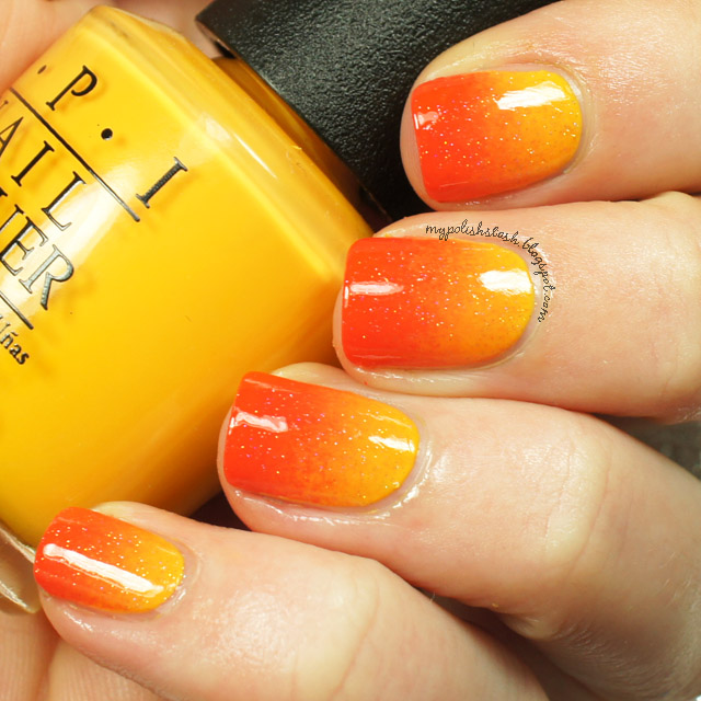 OPI-The IT Color-Sally Hansen-Carnivale-gradient nails_1