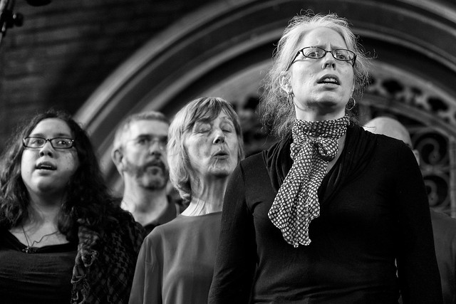 Morris Folk Choir - Daylight Music 17th May 2014
