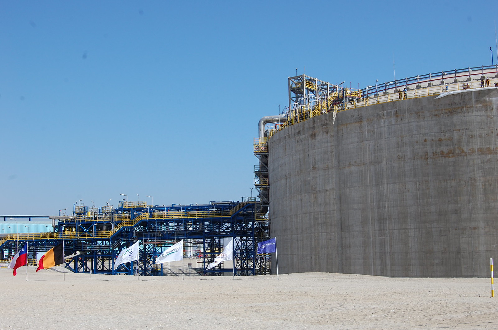 Natural Gas - Both Crisis and Solution in Chile | Inter