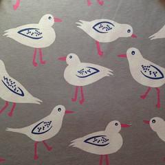 Boden SS14 Seagull Print Dress