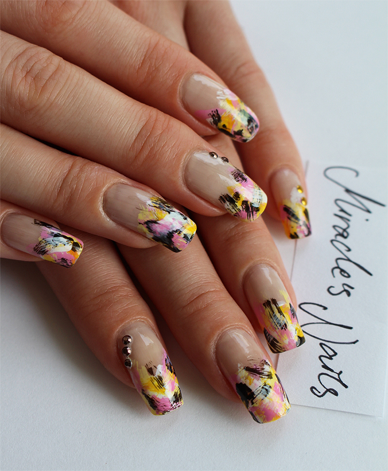 Distressed_summer_nails_2