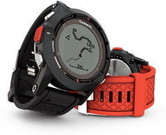 hand(0.0), arm(0.0), diving equipment(0.0), watch(1.0), strap(1.0),