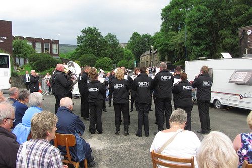 Constantijn Huygens Brass Band, Stalybridge Labour Club