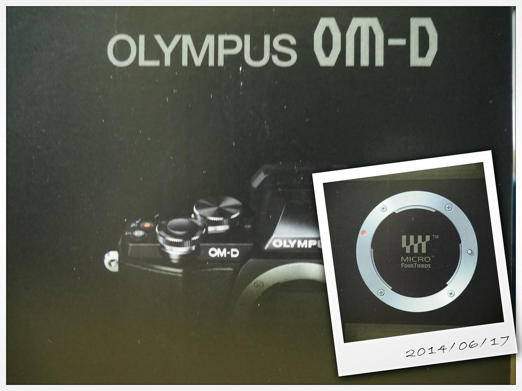 OM-D E-M10 簡單小分享