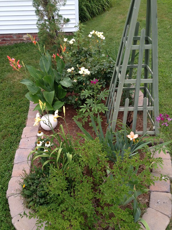 DIY garden orb