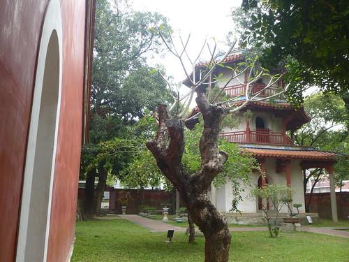 Taiwan-Tainan-Temple Confucius (27)