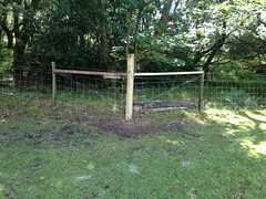 home fencing, land lot, fence, split rail fence, yard,