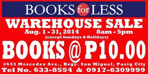 booksforless-warehouse-sale-location-map, booksforless, warehouse-sale-pasig, book-sale, booksforless-pasig-warehouse