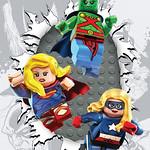DC Comics LEGO Justice League United #6
