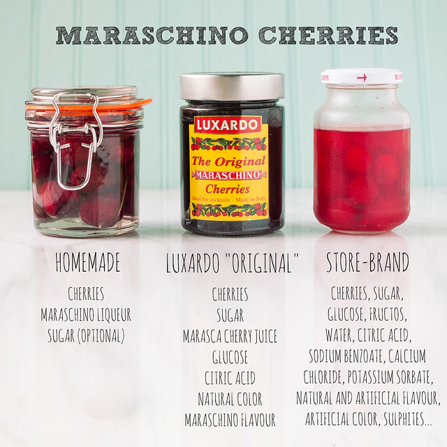 Homemade Maraschino Cherries | Will Cook For Friends