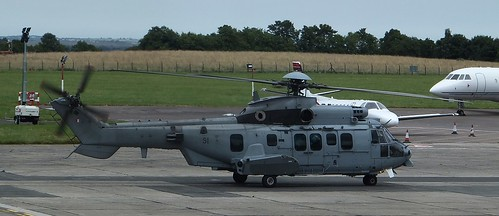 Eurocopter EC 725 Caracal - SI Super Puma