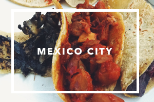 Vegan Mexico City