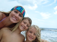 i get a week alone on the shore with my sweethearts!♥
