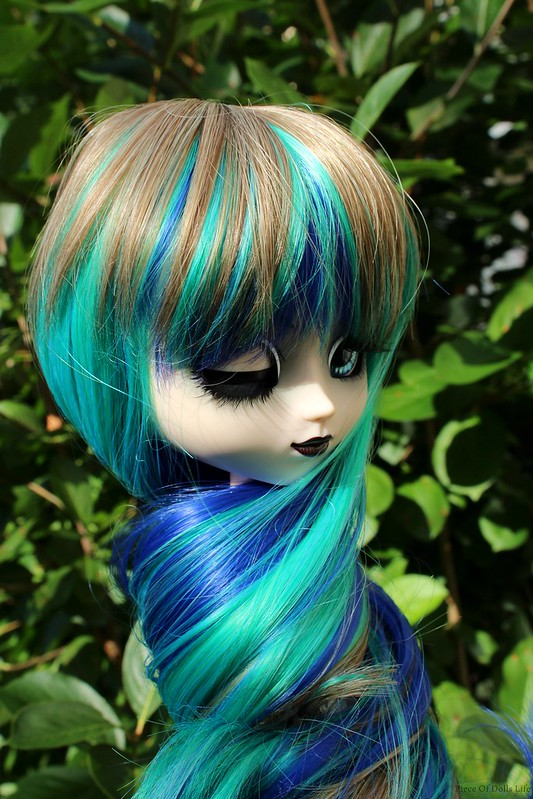 Lots hair