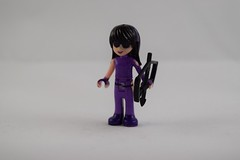 LEGO Super Friends Project Day 25 - Hawkeye