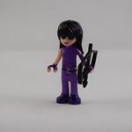 LEGO Super Friends Project Day 25 - Hawkeye