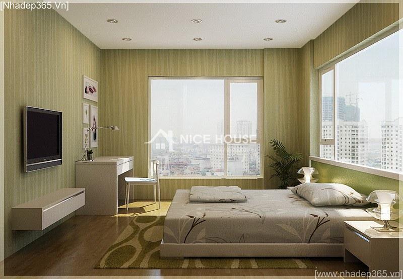 Thiết kế nội thất căn hộ nhà cô Hằng - HN_10
