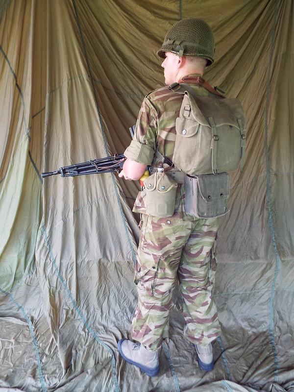 Légionnaire-parachutiste, tireur FM du 1er BEP à Dien Bien Phu (fin Avril 1954) 14724331330_bbf298d45d_c