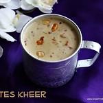 Dates kheer