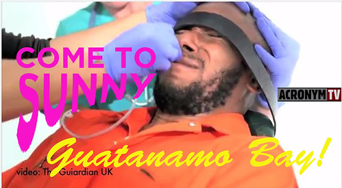 Come to Sunny Guantanamo!, From ImagesAttr