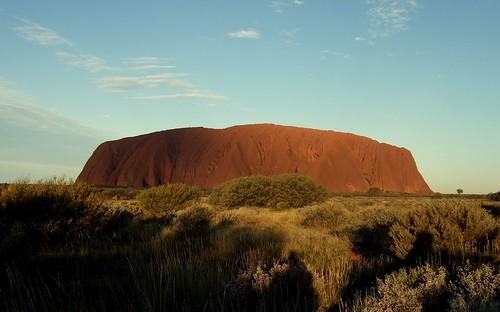 Australia, Uluru, Northern Territory