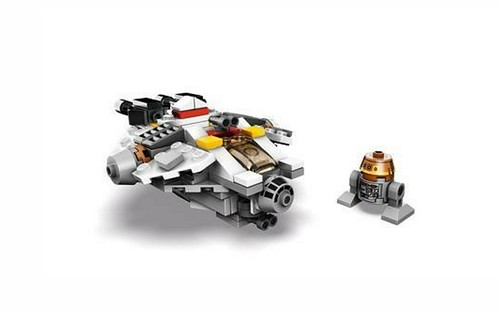 SDCC 2014 LEGO Star Wars The Ghost Ship
