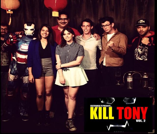KILL TONY #59