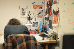 Quality studio space for creatives