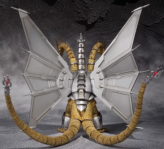 S.H.MonsterArts 機械帝王基多拉