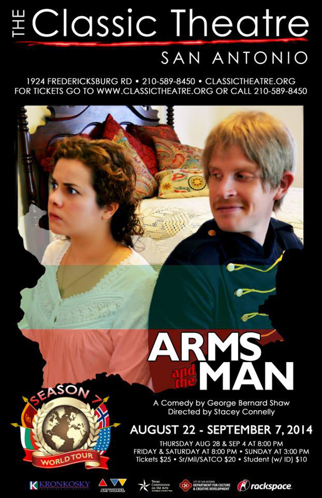 Classic Theatre_Arms and the Man