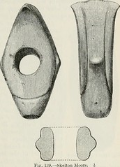 """Image from page 208 of """"The ancient stone implements, weapons, and ornaments, of Great Britain"""" (1872)"""