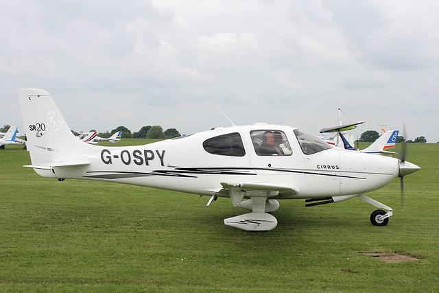 G-OSPY