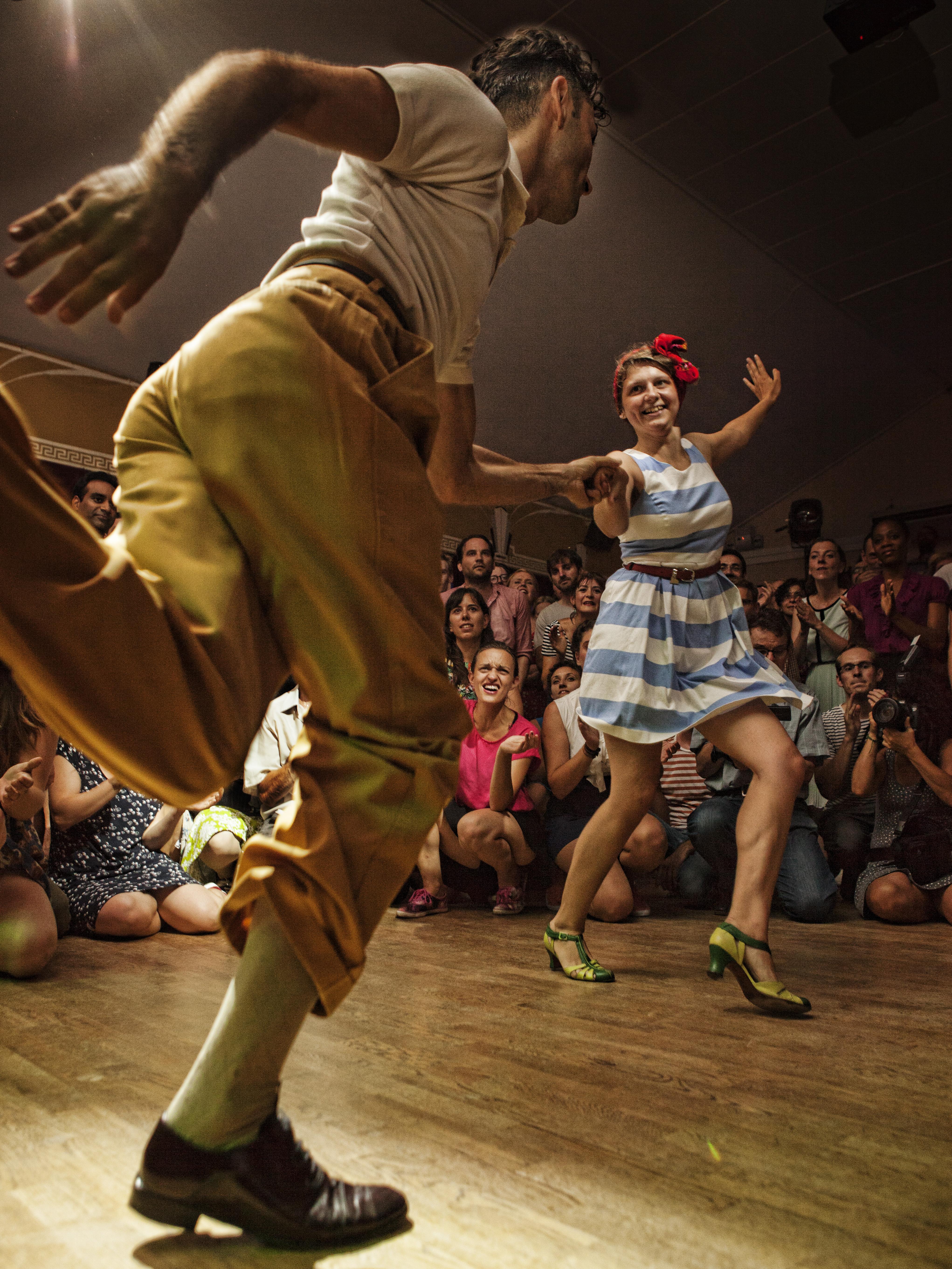 Herräng Dance Camp 2014, Suède