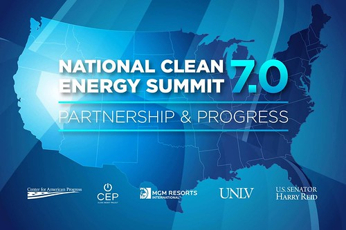 National Clean Energy Summit @ Las Vegas 08.2014 #nces7 @cleanenergyNV
