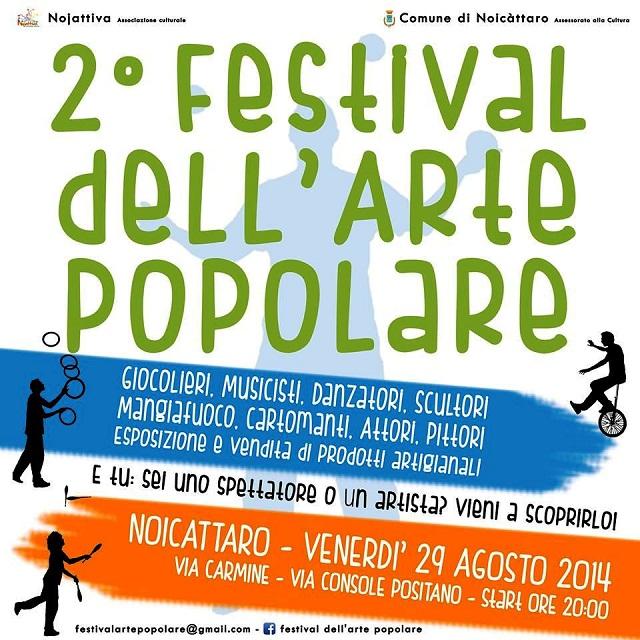 Noicattaro. Festival dell'arte popolare intero