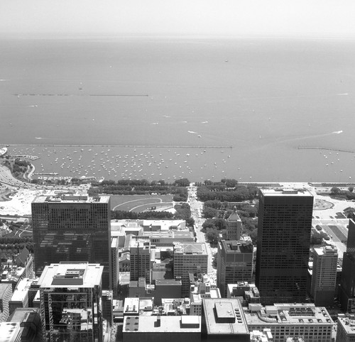 "Image titled ""#3, From the Sears Tower, Chicago."""
