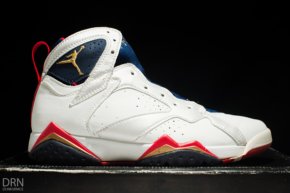 1992 Olympic VII's.