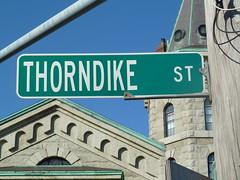 Thorndike St