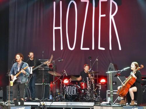 Hozier @ Rock en Seine 2014