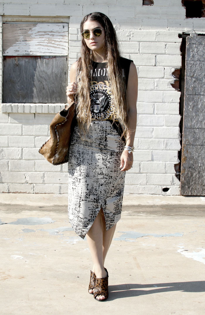 Fringe of the Cro | Edgy Style for the Office