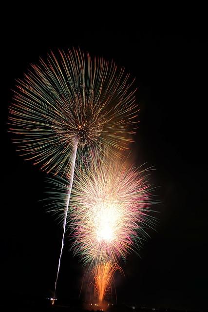 Toride Tone-River Fireworks Festival 2014 28